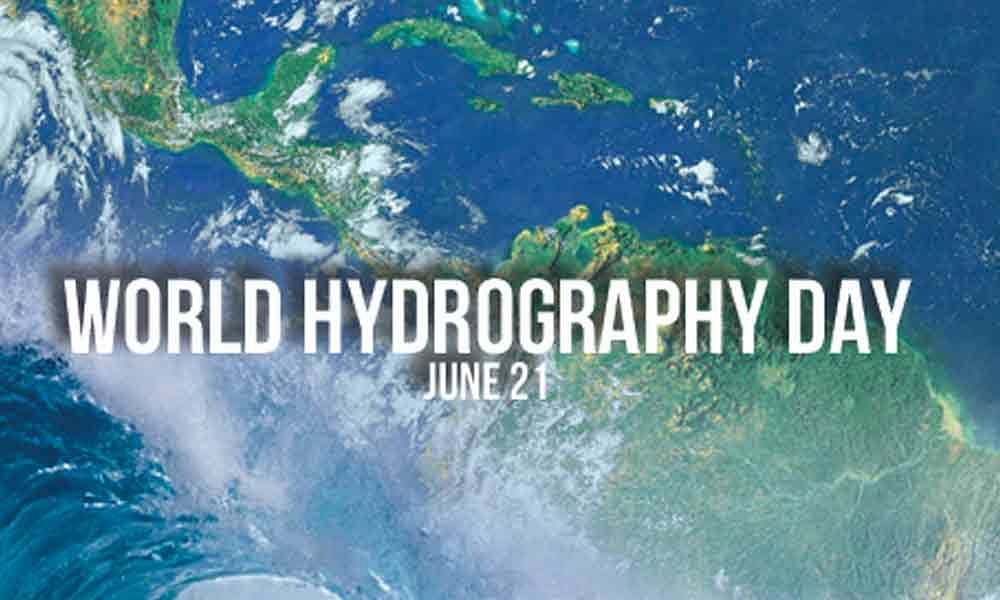 World Hydrography Day observed on 21 June
